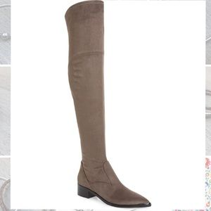 Marc Fisher Women's Thigh-high Boots - Size 9